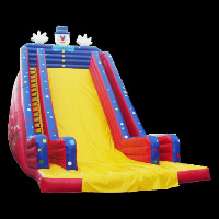 Clown jumping slides for saleGI025