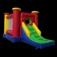 indoor bounce houseGI036