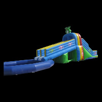inflatable water slidesGI046
