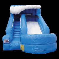 inflatable wet slidesGI049
