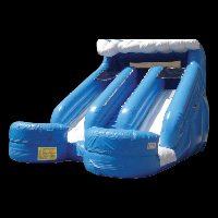 inflatable outdoor slidesGI055