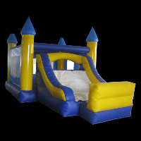 inflatable water slidesGI083