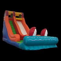 Water slide jumper for sale
