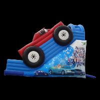 Monster Truck inflatable slides for sale