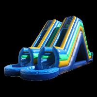 inflatable pool slidesGI135