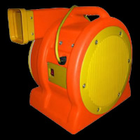 1.5HP orange air blower