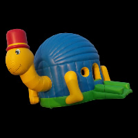 Inflatable Tortoise Bouncer[GL015]