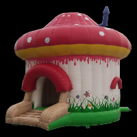 inflatable bounce houseGL016