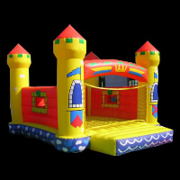 Wholesale Inflatable CastleGL069