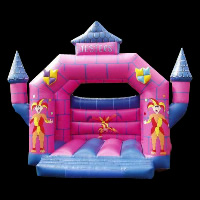 inflatable bouncerGL070