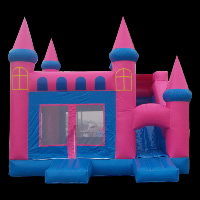 kids inflatable castlesGL077