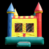 party inflatables hireGL088