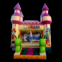 kids inflatable castleGL098