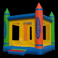 kids bouncy castlesGL100