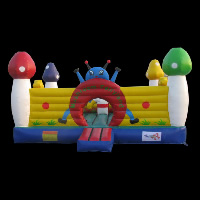 kids bouncy castleGL101