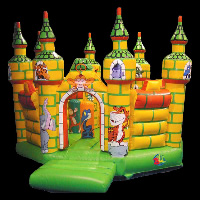 inflatable playgroundGL124