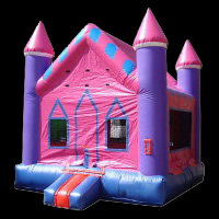 inflatable bouncy castleGL154