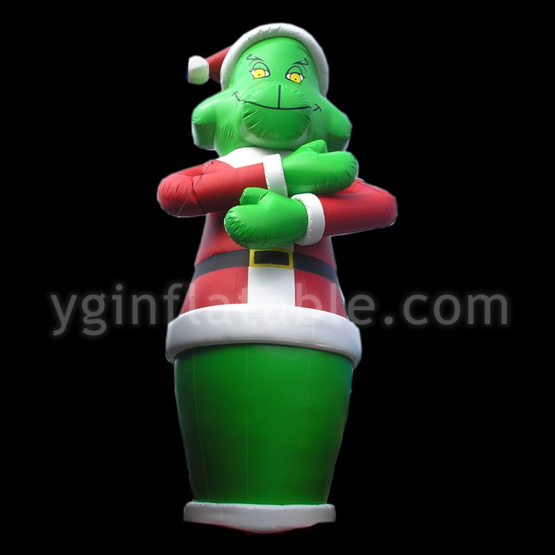 Cool man inflatable christmasGM001