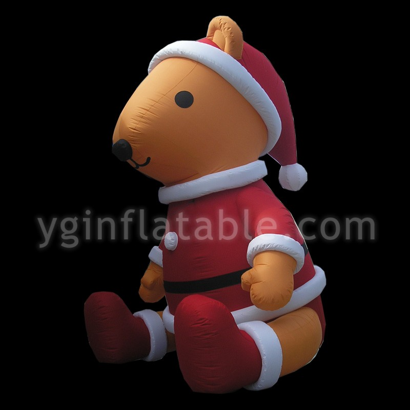 Inflatable Christmas dogGM002