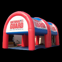 2012 hot Inflatable TentGN005