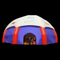 super inflatable tentGN011