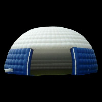igloo family air tent