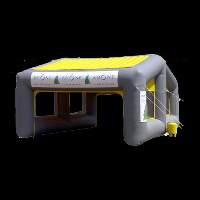 arch shape inflatable tentGN022