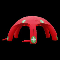inflatable camping tentGN024