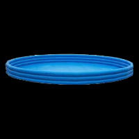 three-layer inflatable pool